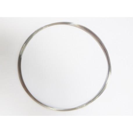 Drut Nierdzewny na woblery 0,35 mm 10m